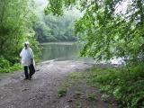 Richard  at Wrong Lake1672.JPG