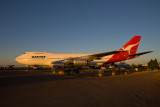 City of Bunbury ~ Boeing 747-200