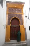 Inside the Kasbah, Tangier