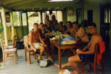 Paul and the gang at Kula Kula