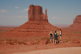 West mitte, Monument Valley