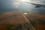 Landing at Denver International