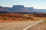 Scenic Byway 128 through Castle Valley