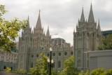 Mormon Temple, Salt Lake City