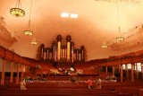 Inside the Tabernacle, SLC