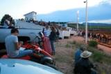 A rodeo near Bryce Canyon