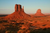 East and West Mittens, Monument Valley