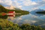 6691 Lake Maligne Reflections.jpg