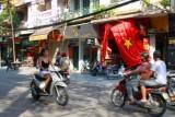 1952 Vietnam flag Hanoi.jpg