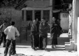 Buddhist Monks in Kathmandu