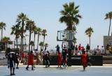 Basketball at Venice Beach
