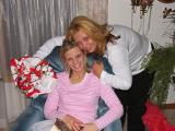 Elisha&Denise at  x-mas
