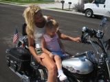 Pbaser Kathy Pedersen's comment to her daughter Emma.........