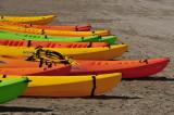 Kolorful kayaks..........