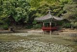 Pagoda over Pond