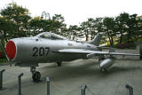 Jet Fighter of Defected NK Pilot
