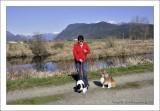 Laurel, Panda and Bailey