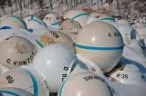 Mooring Balls - Falmouth, ME