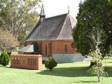 St. John's Anglican, Vacy
