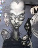 Graffiti at the Mitre
