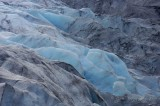 Harding Glacier Seward  Kenai P Ak