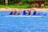 Canoe Paddling Races