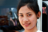 Great Lao tranquility in this face