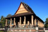 Haw Pha Kaew, a former royal temple