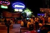Night streets >>>