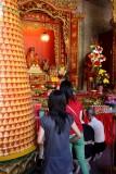 Inside Hainan Temple