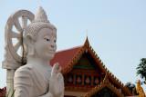 Seated Buddha of Wat Buppharam