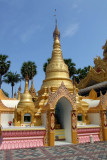 Dhamikaramma Burmese Temple