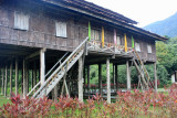 Melanau house