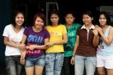 Bidayuh girls >>