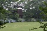 Kurobane jo-shi park. (The ruins of Kurobane castle.)