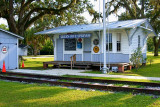 Old Green Cove Springs Fl. RR Station
