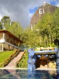 076 FINCA CON REPRESA, CASCADA, JACUZZI, PISCINA, SAUNA , TURCO - GUATAPE