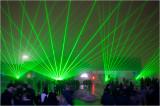 Nieuwjaars lasershow