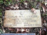 George William Carter (1895-1955)