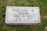 Posie Winslow Ziglar (1893-1975)