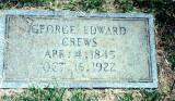 George Edward Crews (1845-1922)
