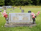 Robert Obediah Hawkins (1865-1935) and Sarah Eliza Rhodes (1870-1951)
