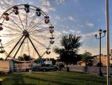 Ferris Wheel 2008 Peanut Festival