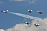 USAF F16 Thunderbirds