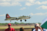 B17 takeoff
