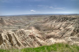 Black Mining Hills of Dakota