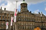 Dutch Royal Palace - Amsterdam