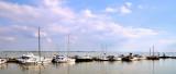 Boats at Volendam