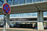 Leaving Prague Airport
