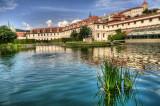 Royal Palace Gardens: Prague